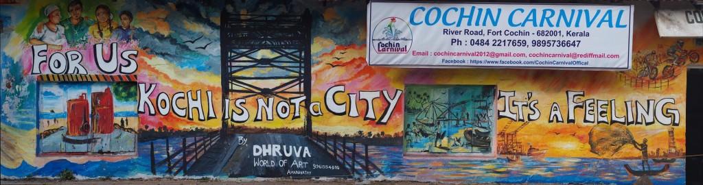 For us Kochi is not a city - it's a FEELING