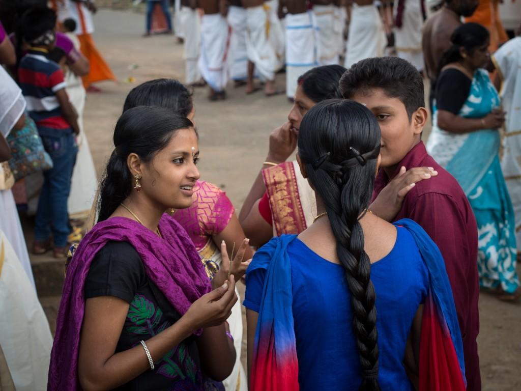 Munnar festival gathering