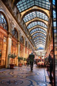 Locuri din Paris Passage Galerie Vivienne