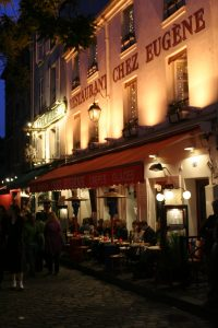 Locuri din Paris - Montmartre