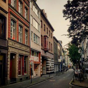 City break in Koln