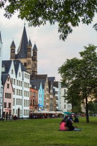 City break in Koln