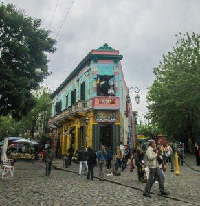 Buenos Aires - El Caminito