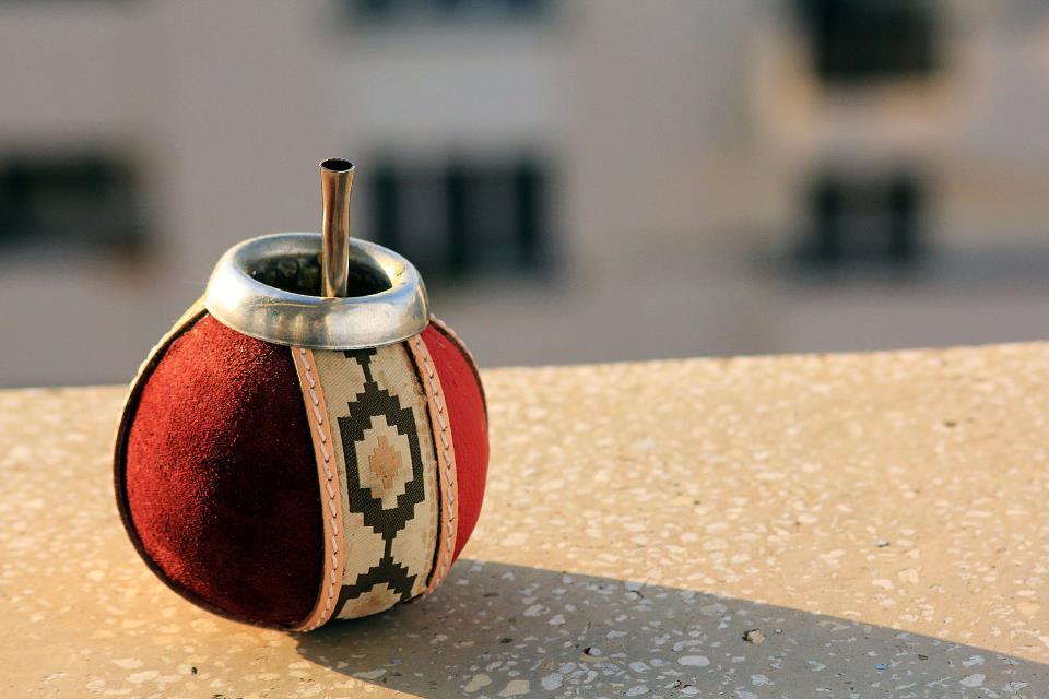 Ritualul ceaiului mate - calabaza și bombilla