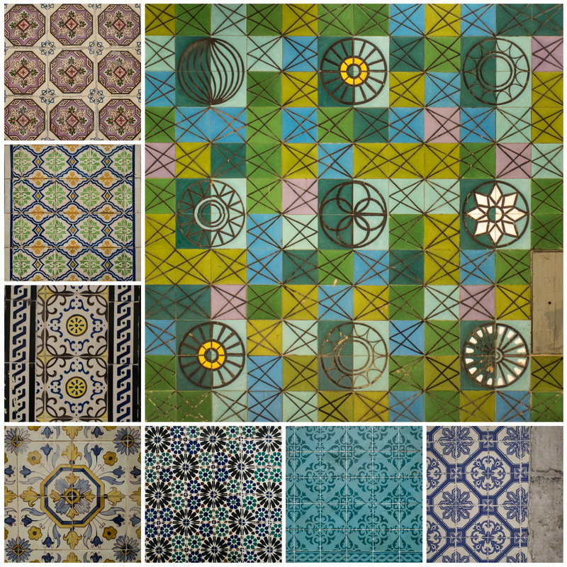 Story of azulejos