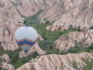 Cappadocia Rainbow Balloons